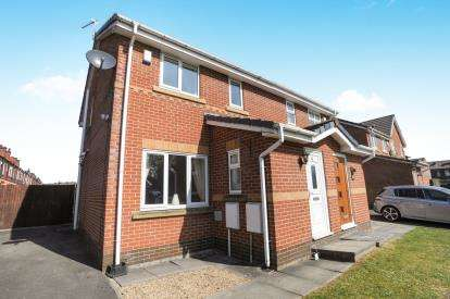 3 Bedrooms Semi Detached House for sale in Alder Close, Bury, Greater Manchester, BL8