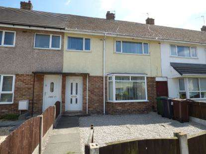 3 Bedrooms Terraced House for sale in Larchfield Road, Thornton, Liverpool, Merseyside, L23