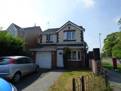 3 Bedrooms Detached House for sale in Scoter Road, Liverpool, Merseyside, Uk, L33