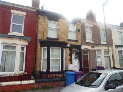 3 Bedrooms Terraced House for sale in Gresham Street, Liverpool, Merseyside, England, L7