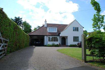 5 Bedrooms Detached House for sale in Middle Drive, Darras Hall, Ponteland, Northumberland, NE20