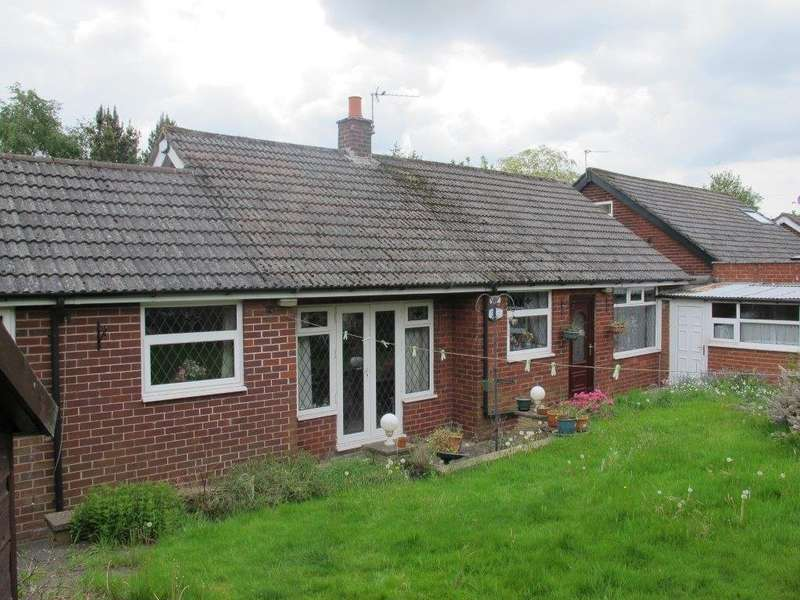 2 Bedrooms Detached Bungalow for sale in 15 Sunfield Crescent, Royton, Oldham
