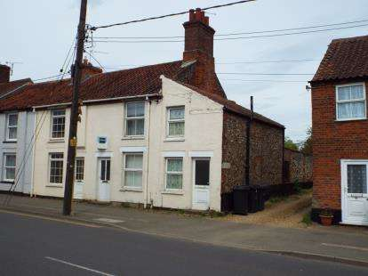 1 Bedroom End Of Terrace House for sale in Swaffham, Norfolk