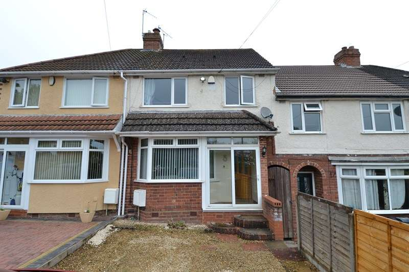 3 Bedrooms Terraced House for sale in Hopwood Grove, Longbridge, Birmingham