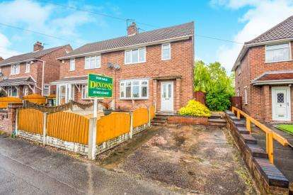 2 Bedrooms Semi Detached House for sale in Mountbatten Road, Walsall, West Midlands