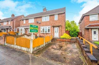 2 Bedrooms Semi Detached House for sale in Mountbatten Road, Walsall, West Midlands
