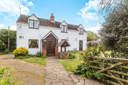 3 Bedrooms Detached House for sale in Upton Road, Callow End, Worcester, Worcestershire