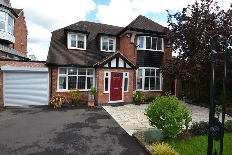 3 Bedrooms Detached House for sale in Forest Road, Moseley, Birmingham