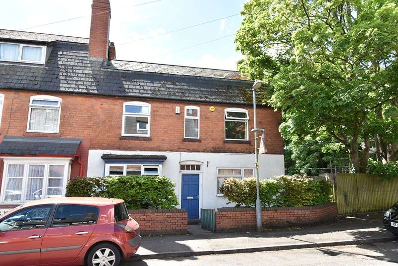 2 Bedrooms End Of Terrace House for sale in Runcorn Road, Balsall Heath