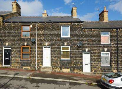 2 Bedrooms Terraced House for sale in Thorncliffe Lane, Chapeltown, Sheffield, South Yorkshire