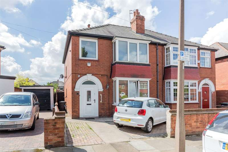 3 Bedrooms Semi Detached House for sale in Woodhouse Road, Doncaster, DN2