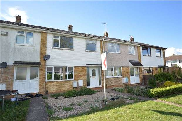 3 Bedrooms Terraced House for sale in Sandy Lodge, Yate, BRISTOL, BS37 4HE