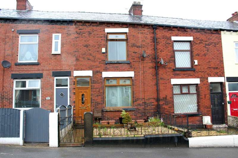 2 Bedrooms Terraced House for sale in Stanley Road, Heaton