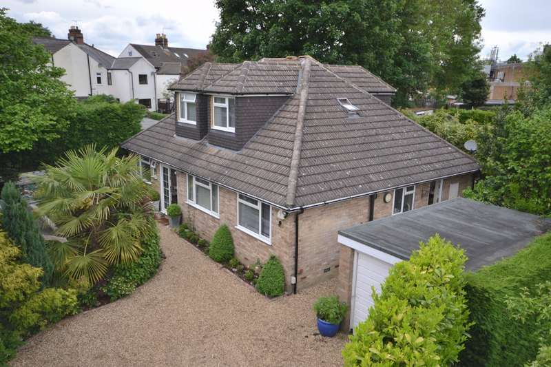 4 Bedrooms House for sale in Knaphill
