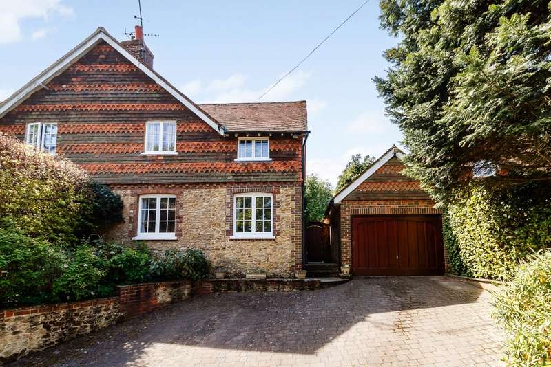 3 Bedrooms Semi Detached House for sale in Gomshall