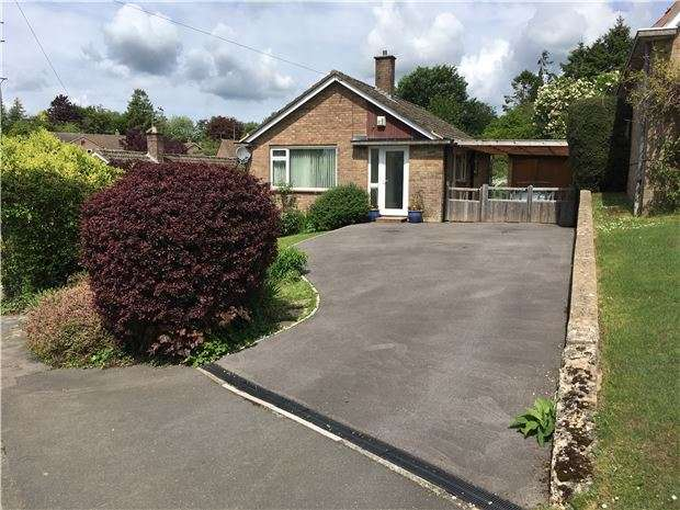 2 Bedrooms Detached Bungalow for sale in Tylers Way, Chalford Hill, Stroud, Gloucestershire, GL6 8ND