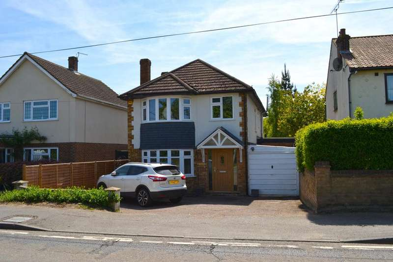 4 Bedrooms Detached House for sale in Nazeing Road, Nazeing, Nazeing EN9