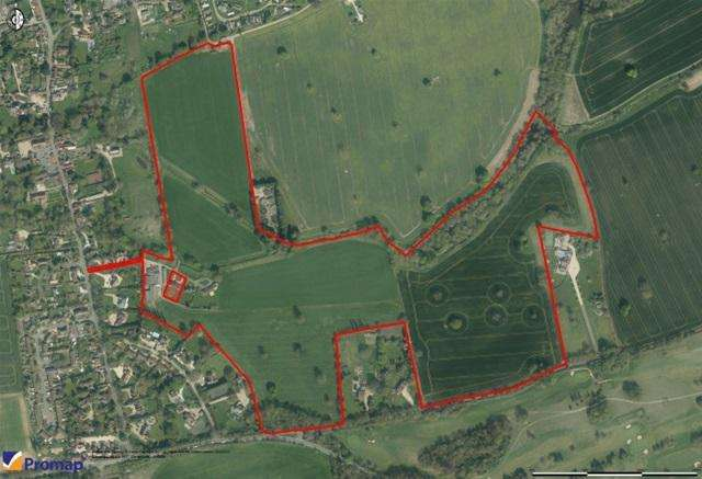 Land Commercial for sale in High Street, Hurley