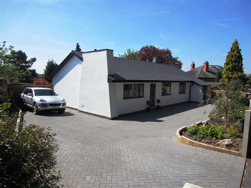 3 Bedrooms Detached Bungalow for sale in Clay Street, Burton-On-Trent
