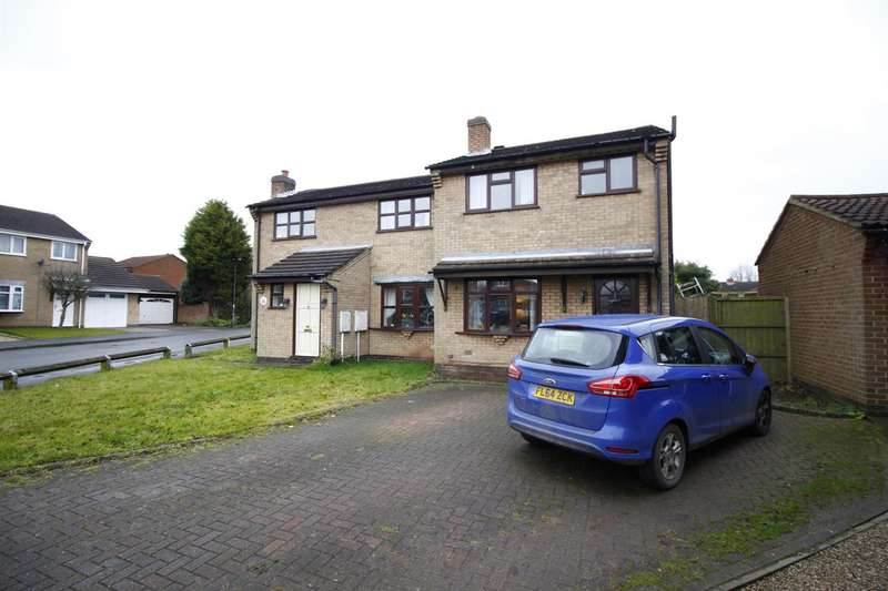 3 Bedrooms Property for sale in Springwood Farm Road, Midway, Swadlincote