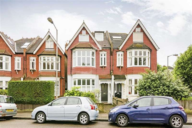 1 Bedroom Flat for sale in Clairview Rd, Furzedown