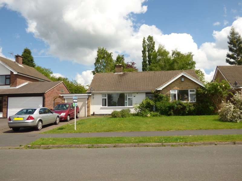 3 Bedrooms Detached House for sale in St Davids Crescent, Coalville