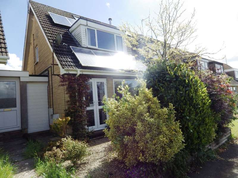 2 Bedrooms Semi Detached House for sale in Haresfield, Stratton