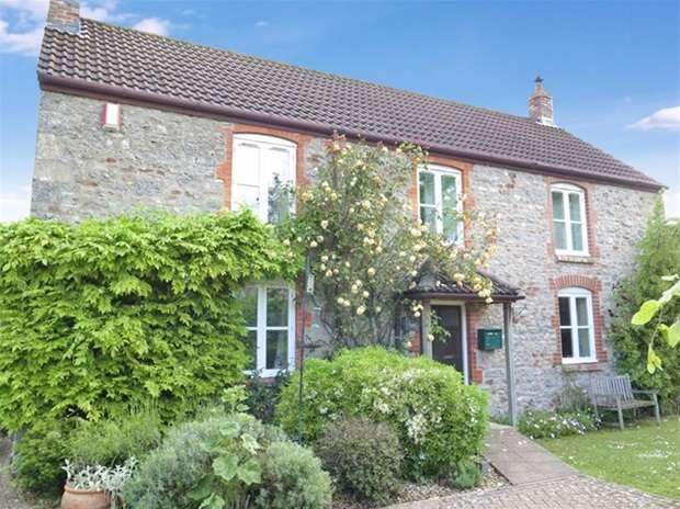 3 Bedrooms Detached House for sale in Daniels Lane, Easton, Wells