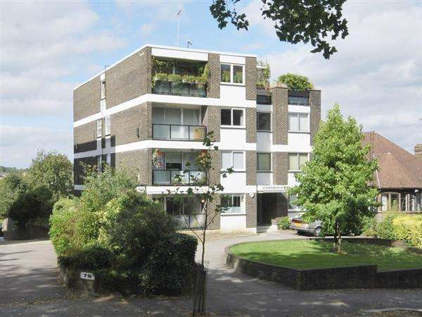 2 Bedrooms Apartment Flat for sale in Shepherds Hill, Highgate, London