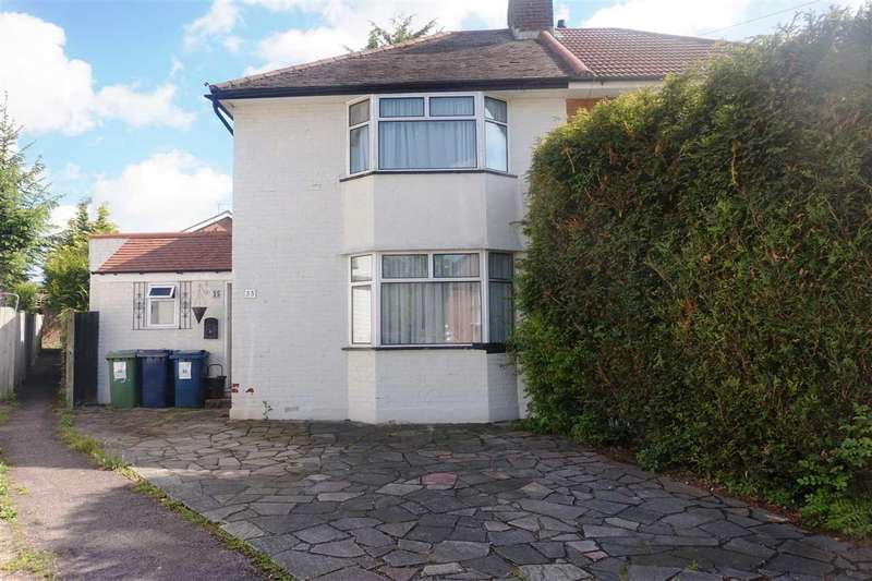 3 Bedrooms Semi Detached House for sale in Buckingham Gardens, Canons Park