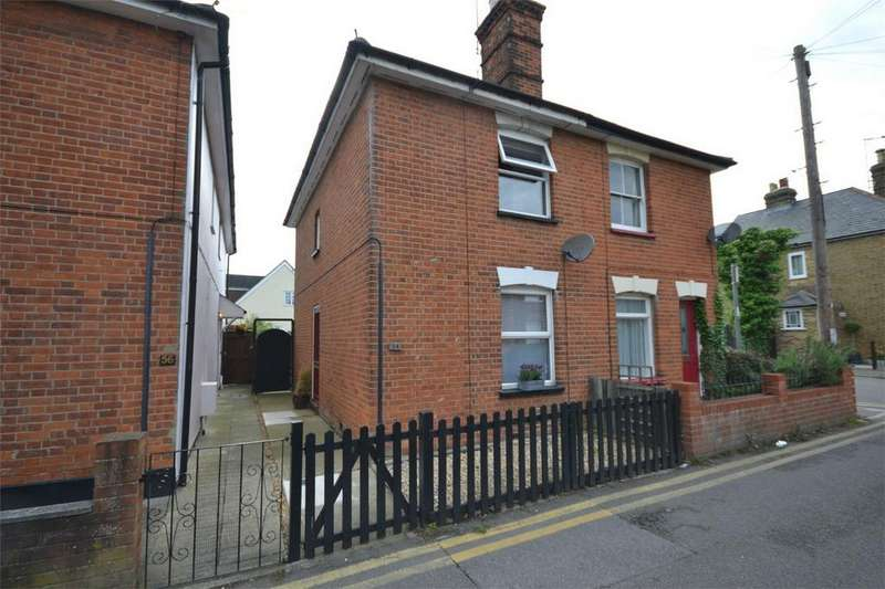 2 Bedrooms Semi Detached House for sale in King Street, Maldon, Essex