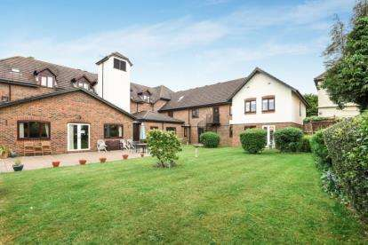 2 Bedrooms Retirement Property for sale in Sycamore Lodge, 34 Sevenoaks Road, Orpington