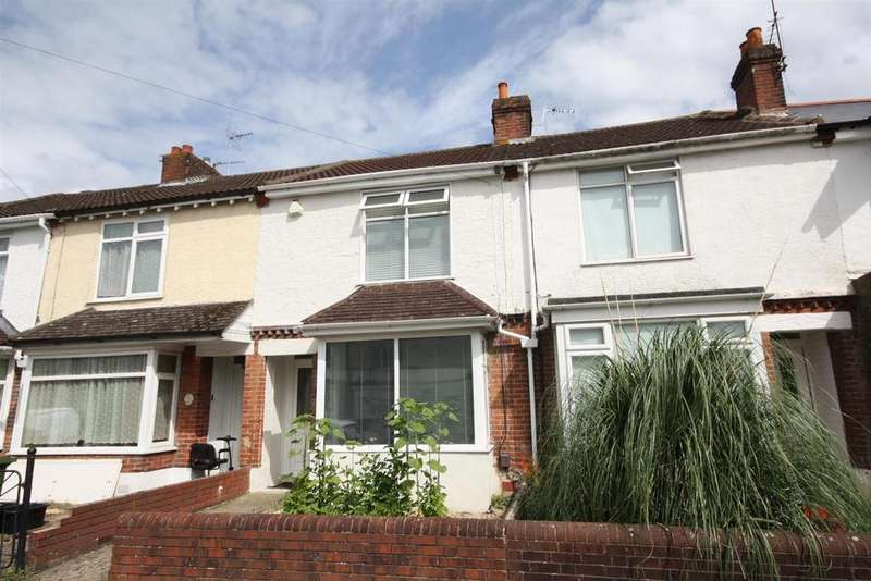 3 Bedrooms Terraced House for sale in Chamberlayne Road, Eastleigh
