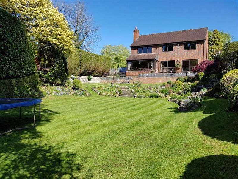 4 Bedrooms Detached House for sale in Elmsway, Hale Barns, Cheshire, WA15