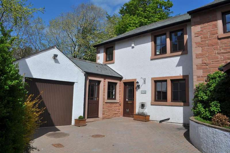 4 Bedrooms Semi Detached House for sale in Elseghyll Court, Melmerby, Penrith