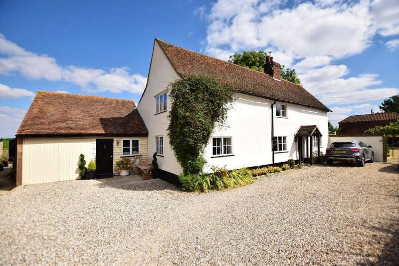 5 Bedrooms Detached House for sale in Chelmsford Road, Barnston