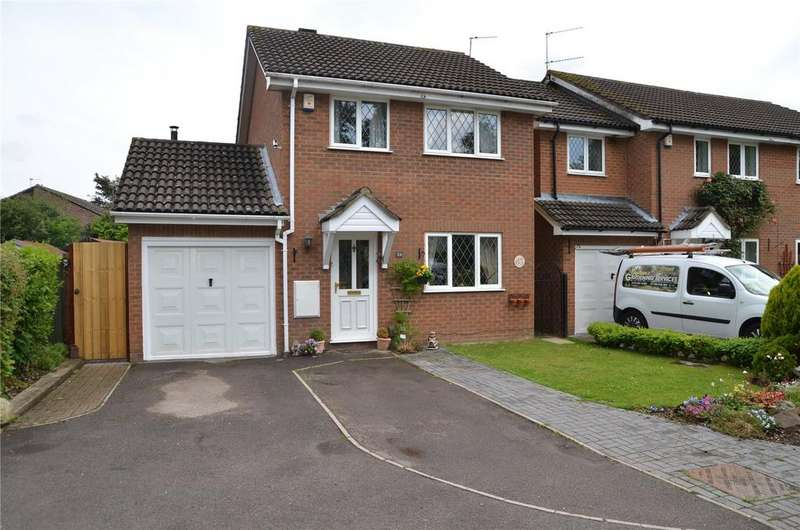 3 Bedrooms Detached House for sale in Bourne Close, Calcot, Reading, Berkshire, RG31