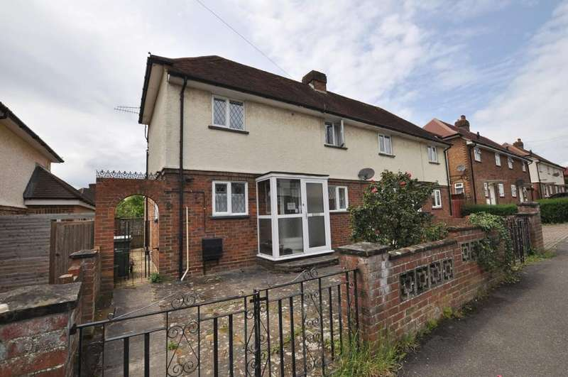 4 Bedrooms Semi Detached House for sale in Northway, Guildford