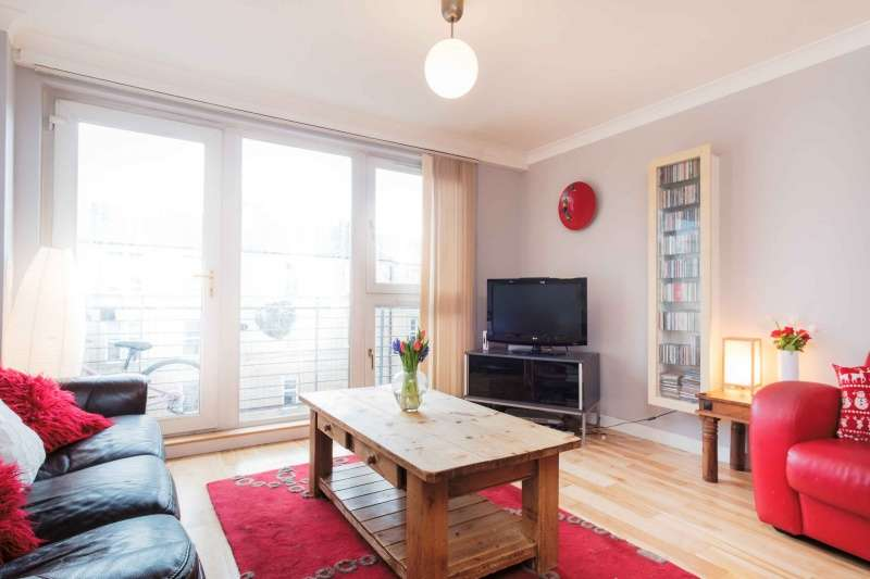 2 Bedrooms Flat for sale in Easter Road, Leith, Edinburgh, EH6 8JP