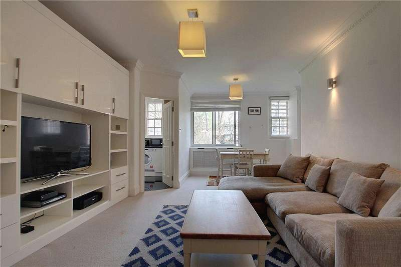 3 Bedrooms Apartment Flat for sale in Addison House, Grove End Road, London, NW8