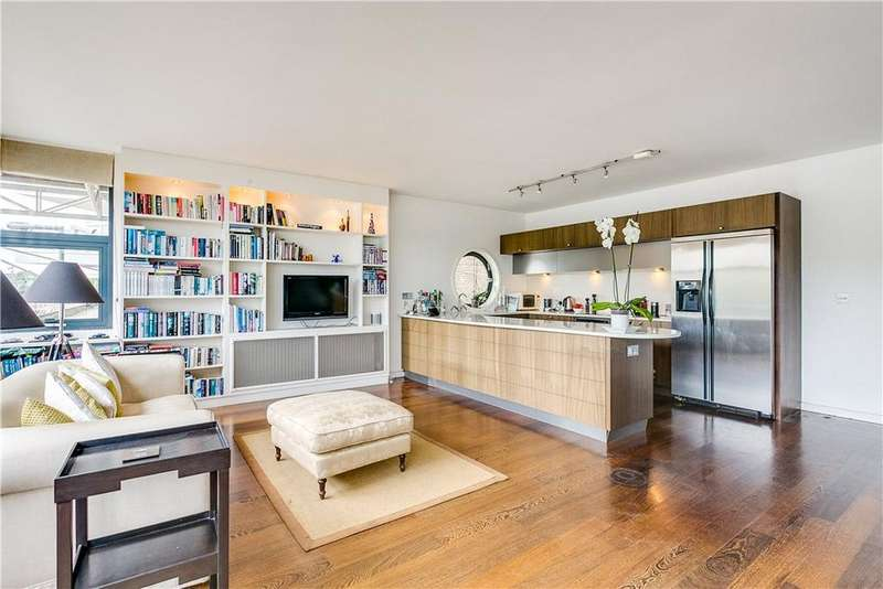 2 Bedrooms Flat for sale in Thames Reach, 80 Rainville Road, London, W6