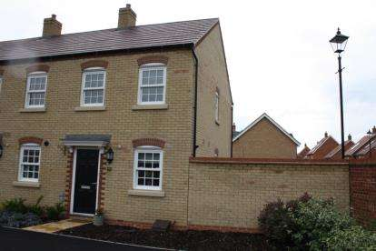 House for sale in Carding Way, Kempston, Bedford, Bedfordshire