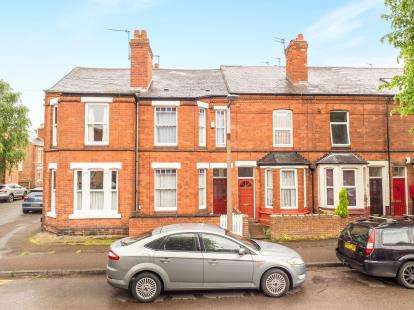 3 Bedrooms Terraced House for sale in Imperial Road, Beeston, Nottingham, .