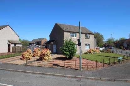 2 Bedrooms Semi Detached House for sale in Teviot Street, Falkirk