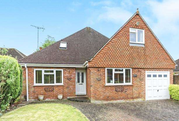 4 Bedrooms Detached House for sale in Easthampstead, Bracknell, Berkshire