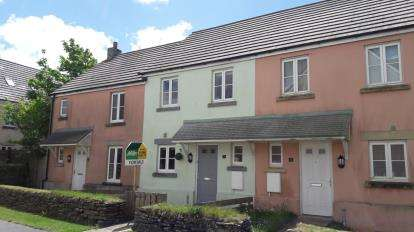 2 Bedrooms Terraced House for sale in Camelford, Cornwall
