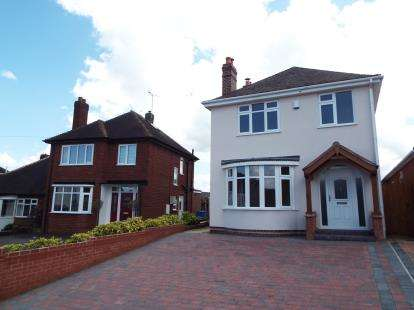 4 Bedrooms Detached House for sale in Littlewood Road, Walsall, West Midlands