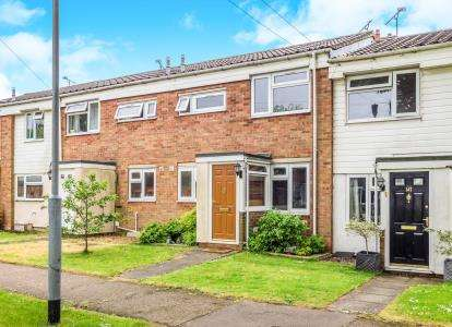 2 Bedrooms Terraced House for sale in Badersfield, Norwich, Norfolk