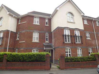 2 Bedrooms Flat for sale in Cromwell Avenue, Reddish, Stockport, Greater Manchester