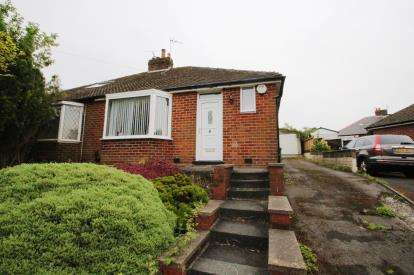 2 Bedrooms Bungalow for sale in Hazel Grove, Blackburn, Lancashire, BB1